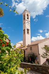 Eglise de l'Annonciation - English: Church - Corte, Corsica