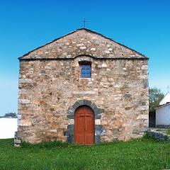 Chapelle San-Cervone - Français:   Lavatoggio, Balagne (Corsica) - Chapelle San Cervone du XIIIe siècle (MH)
