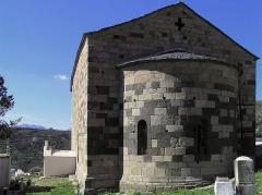 Chapelle Saint-Rainier - Français:   Lunghignano - Église San Raineru