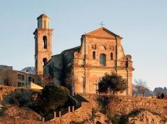 Eglise de Montemaggiore - Français:   Église Saint-Augustin à Montemaggiore, Montegrosso (Corse)