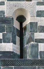 Eglise Saint-Michel - Deutsch: Kirche San Michele de Murato - Romanisches Fenster