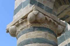 Eglise Saint-Michel - Deutsch: Kirche San Michele de Murato, Korsika - Romanisches Kapitell