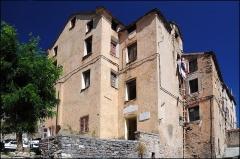 Maison Arrighi de Casanova - English: House Arrighi in Corte (Corsica)