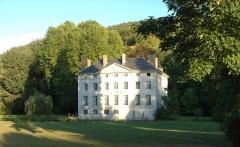 Château d'Amfreville (également sur commune d'Acquigny) - Français:   Château d\'Amfreville (également sur commune d\'Acquigny) à Amfreville-sur-Iton PA00099301