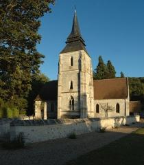 Eglise - Français:   Eglise à Amfreville-sur-Iton