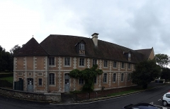 Couvent des Capucins - Extérieur de l'ancien couvent des Capucins d'Évreux.