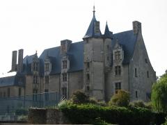 Evêché et ses dépendances -  Bâtiment de l'évêché d'Evreux, abritant le musée d'Évreux (Eure)