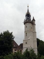 Tour de l'Horloge - Français:   Beffroi d'Évreux (Tour de l\'Horloge)