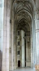 Eglise Saint-Gervais-Saint-Protais - Français:   Collégiale Saint-Gervais-Saint-Protais de Gisors