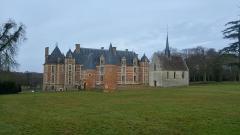 Château de Chambray - Français:   Gouville (Eure)