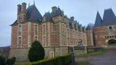 Château de Chambray - Français:   Eure (27)