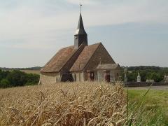 Eglise Saint-Christophe -  Eglise Saint-Christophe de Reuilly