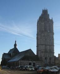 Eglise de la Madeleine -  Eglise de la Madeleine - Verneuil-sur-Avre (Eure)