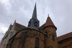 Eglise Notre-Dame - Français:   Église Notre-Dame de Verneuil-sur-Avre, Eure, France