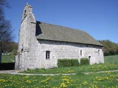 Eglise Saint-Pierre -  Alleyrat Eglise sud