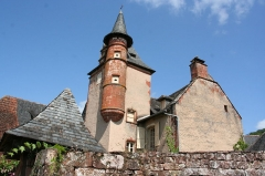 Château Maussac - This building is indexed in the Base Mérimée, a database of architectural heritage maintained by the French Ministry of Culture, under the reference PA00099720 .