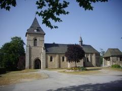 Eglise Saint-Barthélémy - Français:   Église Saint-Barthélémy de Liginiac (Corrèze, France)