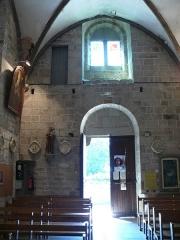 Eglise de l'Assomption-de-Notre-Dame - English: Our-Lady-of-the-Assumption's church of Noailles (Corrèze, Limousin, France).
