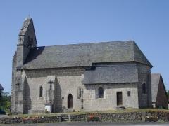 Eglise Notre-Dame de l'Assomption - Français:   Église Notre-Dame-de-l\'Assomption de Sainte-Marie-Lapanouze (Corrèze, France)