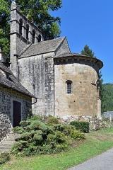 Chapelle de Glény - Français:   Chapelle de Glény, Corrèze, France