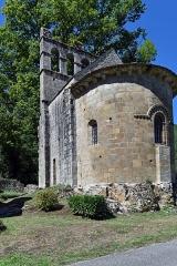 Chapelle de Glény - Français:   Chapelle de Glény, , Corrèze, France