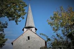 Eglise Saint-Pierre et Saint-Paul - Français:   Le clocher de l\'église