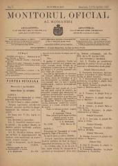 Dolmen dit Pierre-la-Fade -  Monitorul Oficial al României, no. 003, year 50