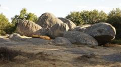 Mégalithes dits Les Pierres Jaumatres - English: Megalith socalled