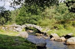 Pont de Sénoueix - Français:   Pont de Sénoueix