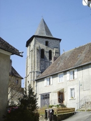 Eglise Saint-Saturnin -  Coussac-Bonneval Eglise 059