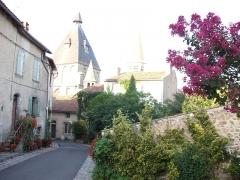 Eglise Saint-Pierre-ès-Liens -  Collégiale Saint-Pierre du Dorat