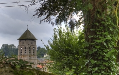 Eglise Saint-Etienne -  Collégiale Saint-Étienne d'Eymoutiers