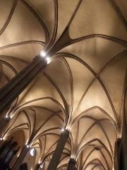Eglise Saint-Michel-des-Lions - Français:   Voûtes de l\'église Saint-Michel-des-Lions de Limoges (87).