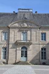 Ancien évêché - This building is indexed in the Base Mérimée, a database of architectural heritage maintained by the French Ministry of Culture, under the reference PA00100345 .