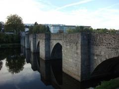 Pont Saint-Etienne -  Limoges - Pont Saint-Étienne