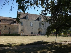 Château du Fraisse - This building is indexed in the Base Mérimée, a database of architectural heritage maintained by the French Ministry of Culture, under the reference PA00100405 .
