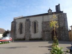 Eglise Saint-Victurnien -  Eglise St-Victurnien