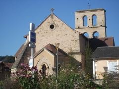 Eglise Saint-Mathurin -  Église Saint-Mathurin (Le Vigen)