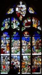 Eglise Notre-Dame - Français:   Église Notre-Dame de Caudebec-en-Caux, Seine Maritime, France, baie 27