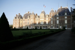 Ancien domaine royal - This building is indexed in the base Mérimée, a database of architectural heritage maintained by the French Ministry of Culture,under the reference PA00100651 .