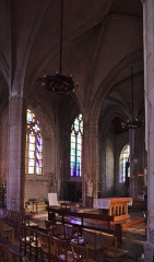 Eglise Saint-Martin - Français:   L\'église Saint-Martin d\'Harfleur