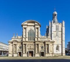 Eglise Notre-Dame - Deutsch: Kathedrale von Le Havre