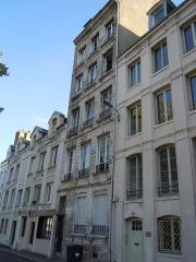 Immeuble - Français:   82 rue de Bretagne, Le Havre