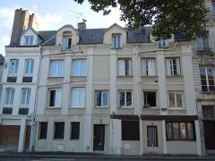 Immeuble - Français:   Immeuble, 84 rue de Bretagne (Le Havre)