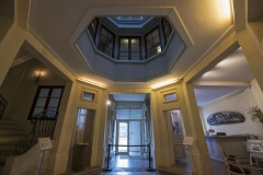 Immeuble (ancienne maison de l'Armateur, actuellement Musée de l'Armement naval) - Français:   Maison de l\'armateur, Le Havre, Seine-Maritime, 2017.