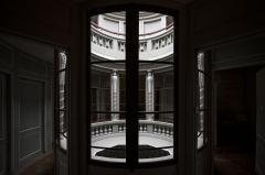 Immeuble (ancienne maison de l'Armateur, actuellement Musée de l'Armement naval) - English: «Maison de l'armateur», Le Havre, Normandy, France, 2017.
