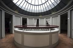 Immeuble (ancienne maison de l'Armateur, actuellement Musée de l'Armement naval) - English:   Top floor of the «Maison de l\'armateur», Le Havre, Normandy, France, 2017.