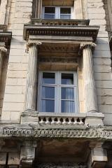 Immeuble (ancienne maison de l'Armateur, actuellement Musée de l'Armement naval) - Maison de l'armateur au Havre.