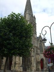 Ancienne abbaye - This building is en partie classé, en partie inscrit au titre des monuments historiques de la France. It is indexed in the base Mérimée, a database of architectural heritage maintained by the French Ministry of Culture,under the reference PA00100758 .