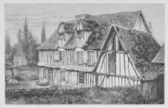 Maison de Pierre Corneille, actuellement Musée Pierre Corneille -
